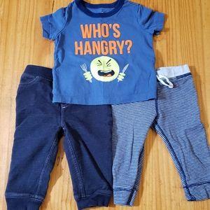 4/$24 - Carter's/Oshkosh Baby Clothes
